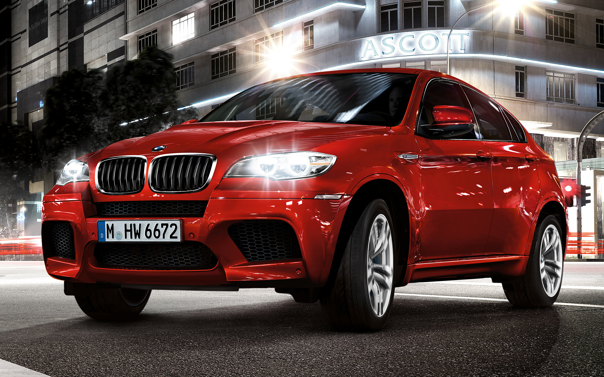 Wallpapers 2013 Bmw X6 And 2013 Bmw X6 M Facelifts
