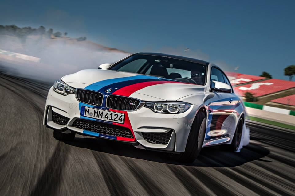 Bmw European Delivery >> BMW M4 Coupe Drifting And Hot Laps