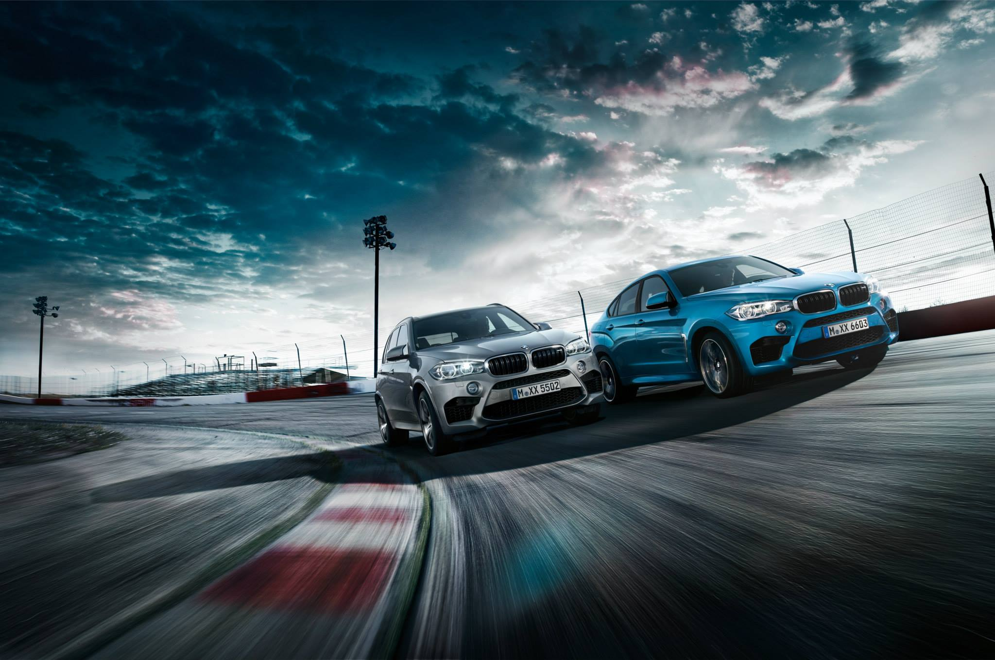 New Bmw X5 M And Bmw X6 M Updated Photo Gallery