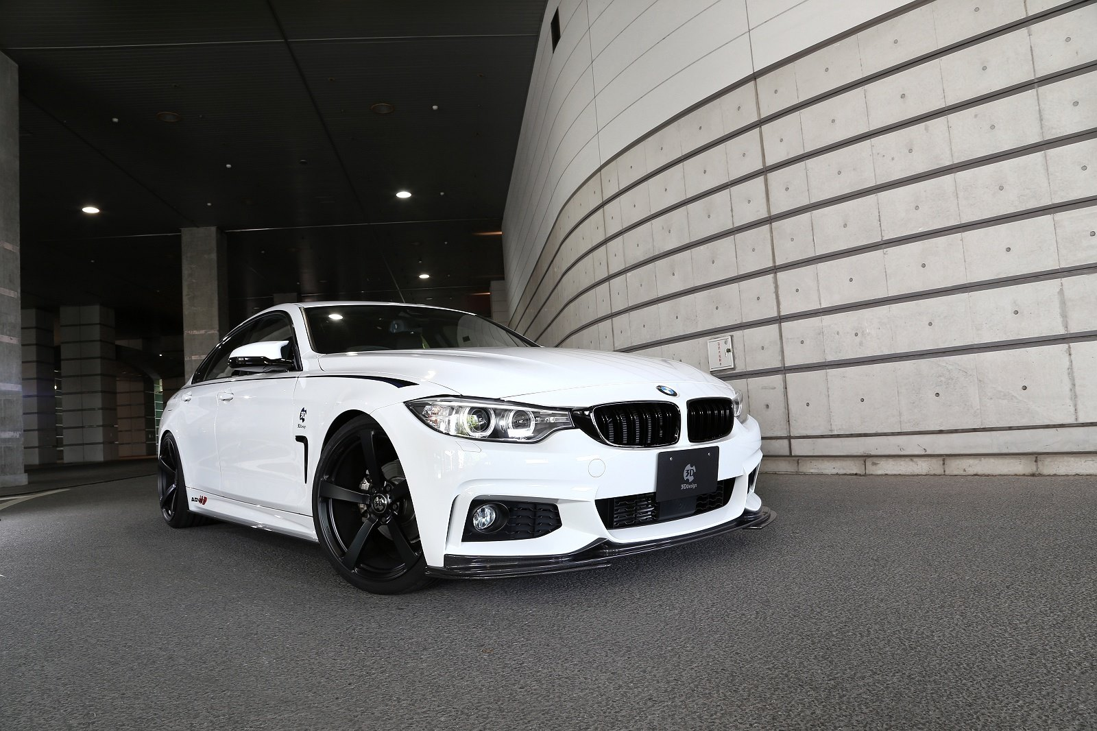 Bmw 4 Series Gran Coupe M Sport By 3d Design