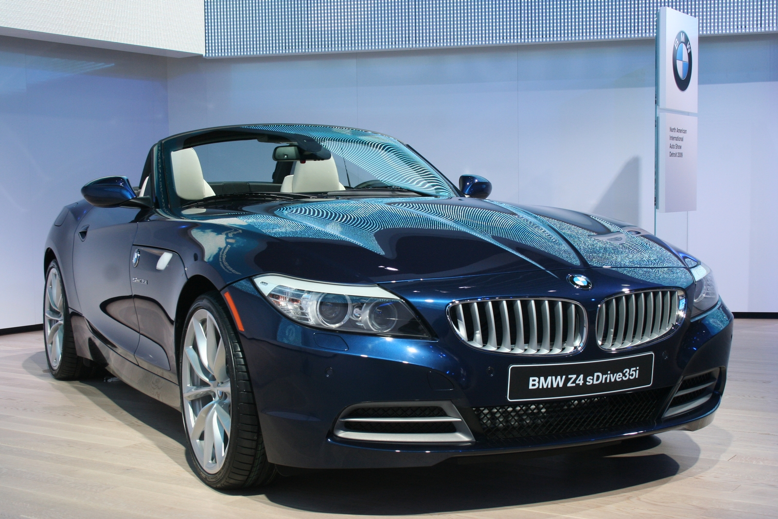 2009 Bmw Z4 Ordering Guide And Options