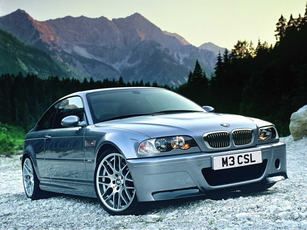 BMW M3 E46 CSL- The Best Performance Car BMW Has Ever Built?