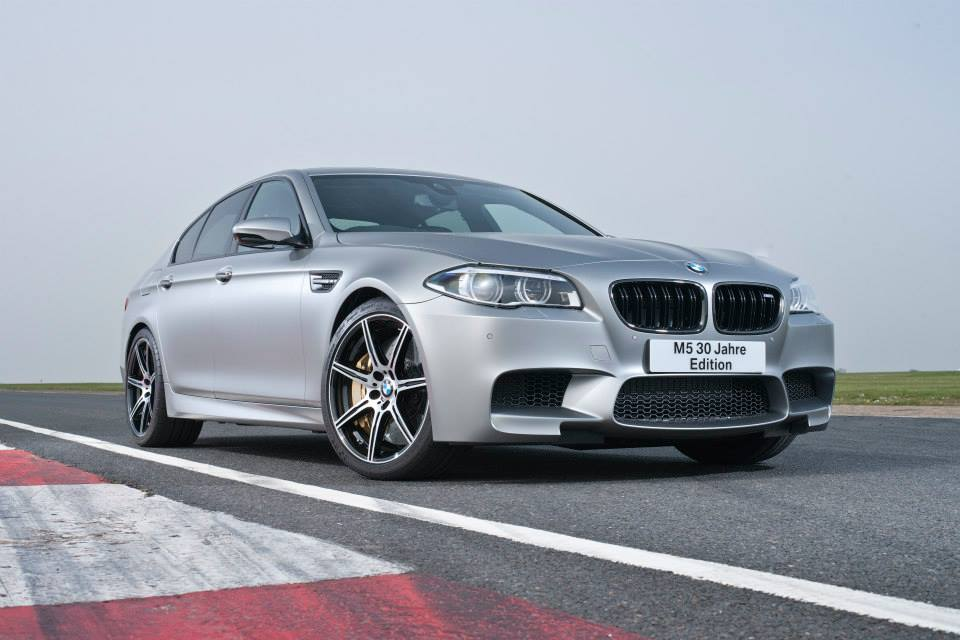 """BMW M5 """"30 Jahre M5"""" (30 years of the M5)"""
