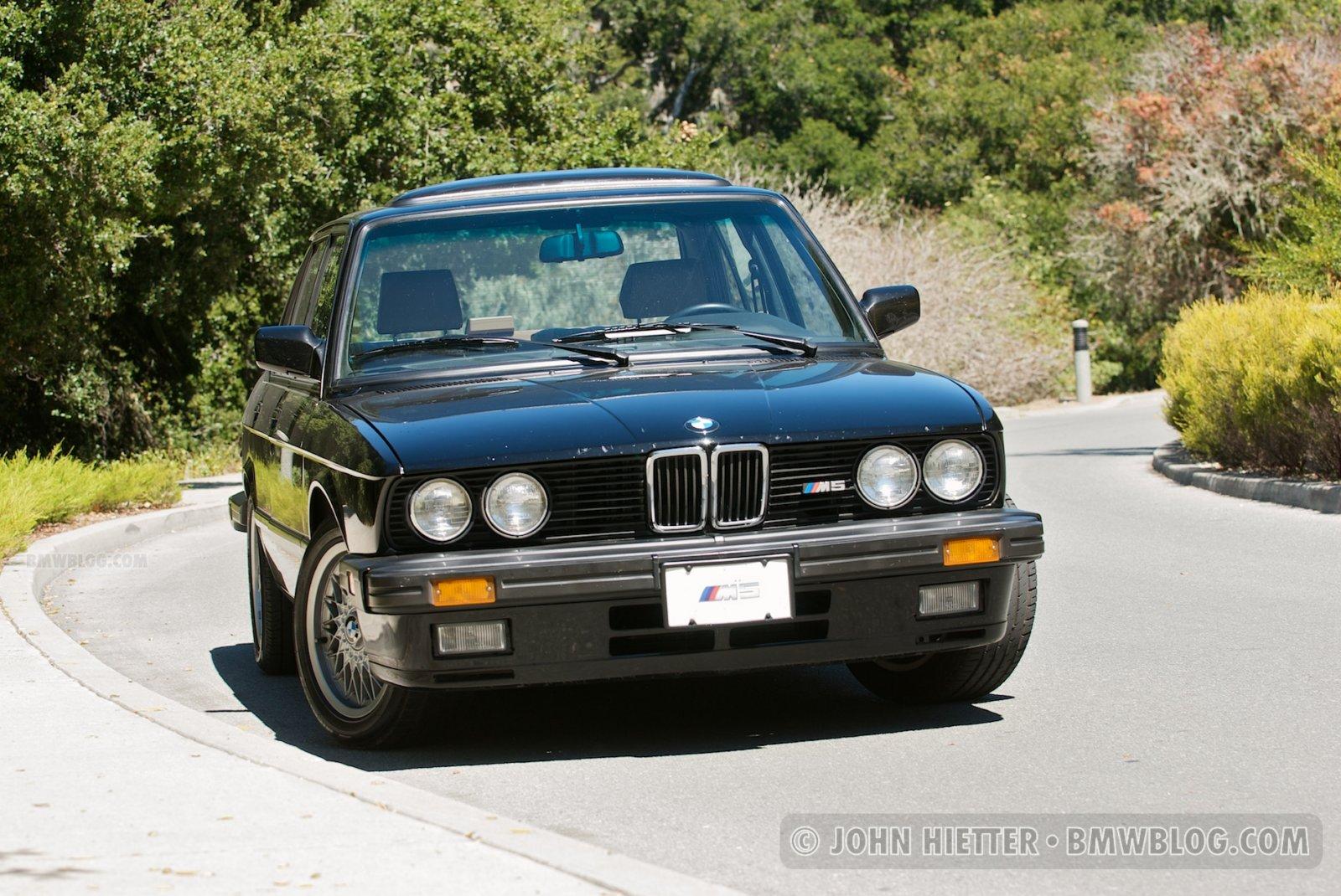 1988 bmw m5 11