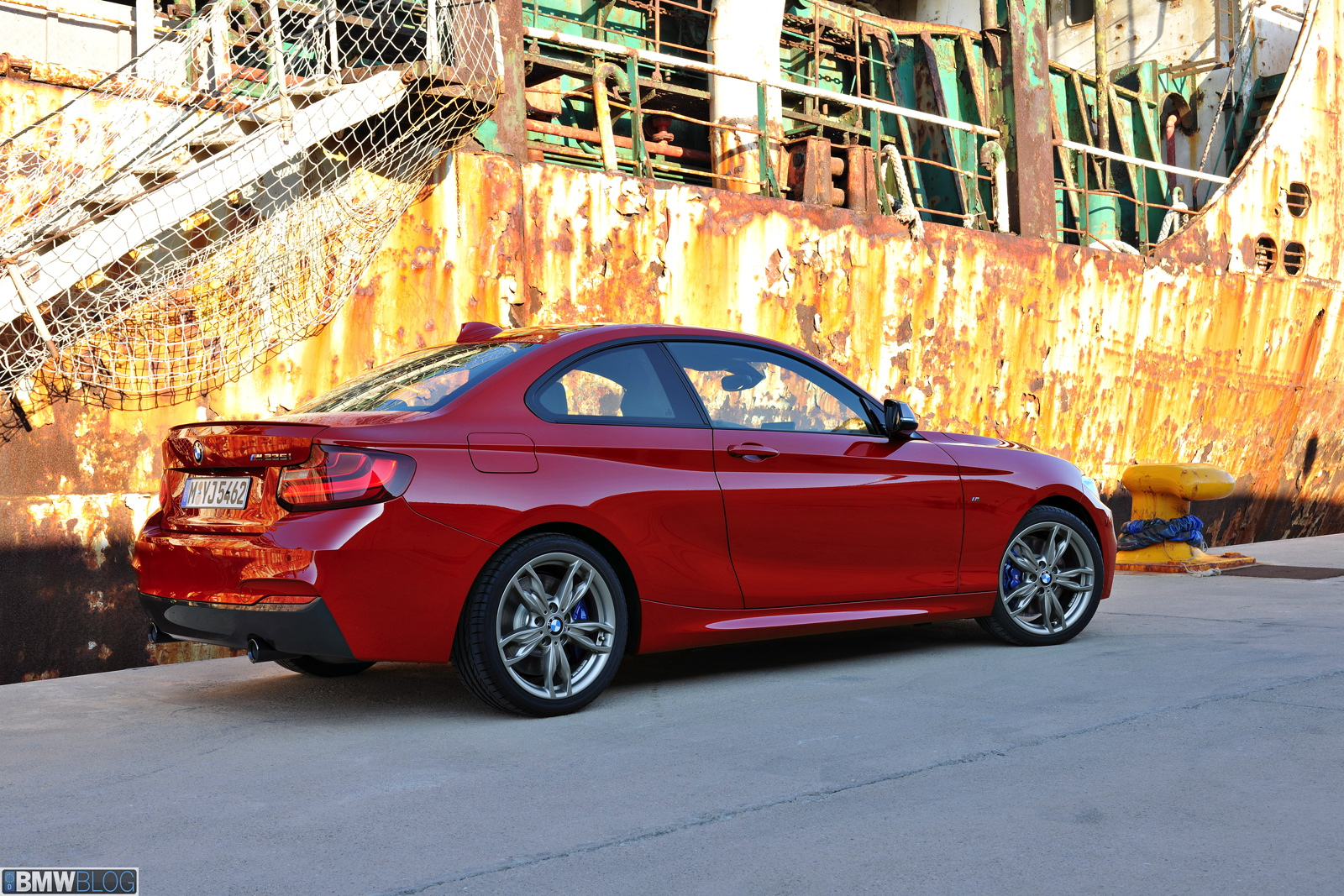 BMW 2 Series Coupe production starts today