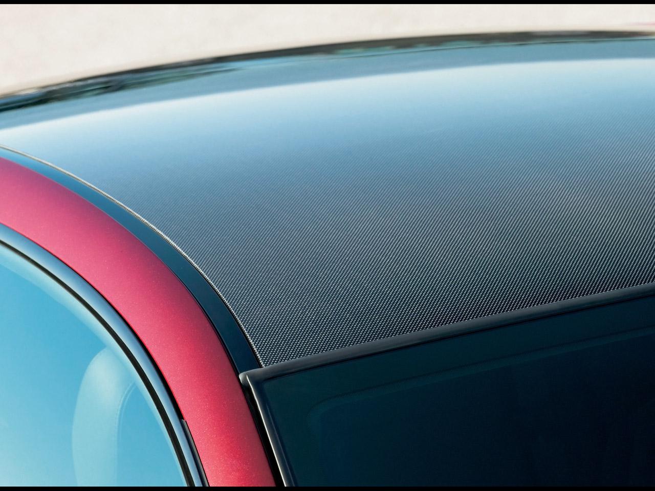 2006 BMW M6 Carbon Fiber Roof 1280x960