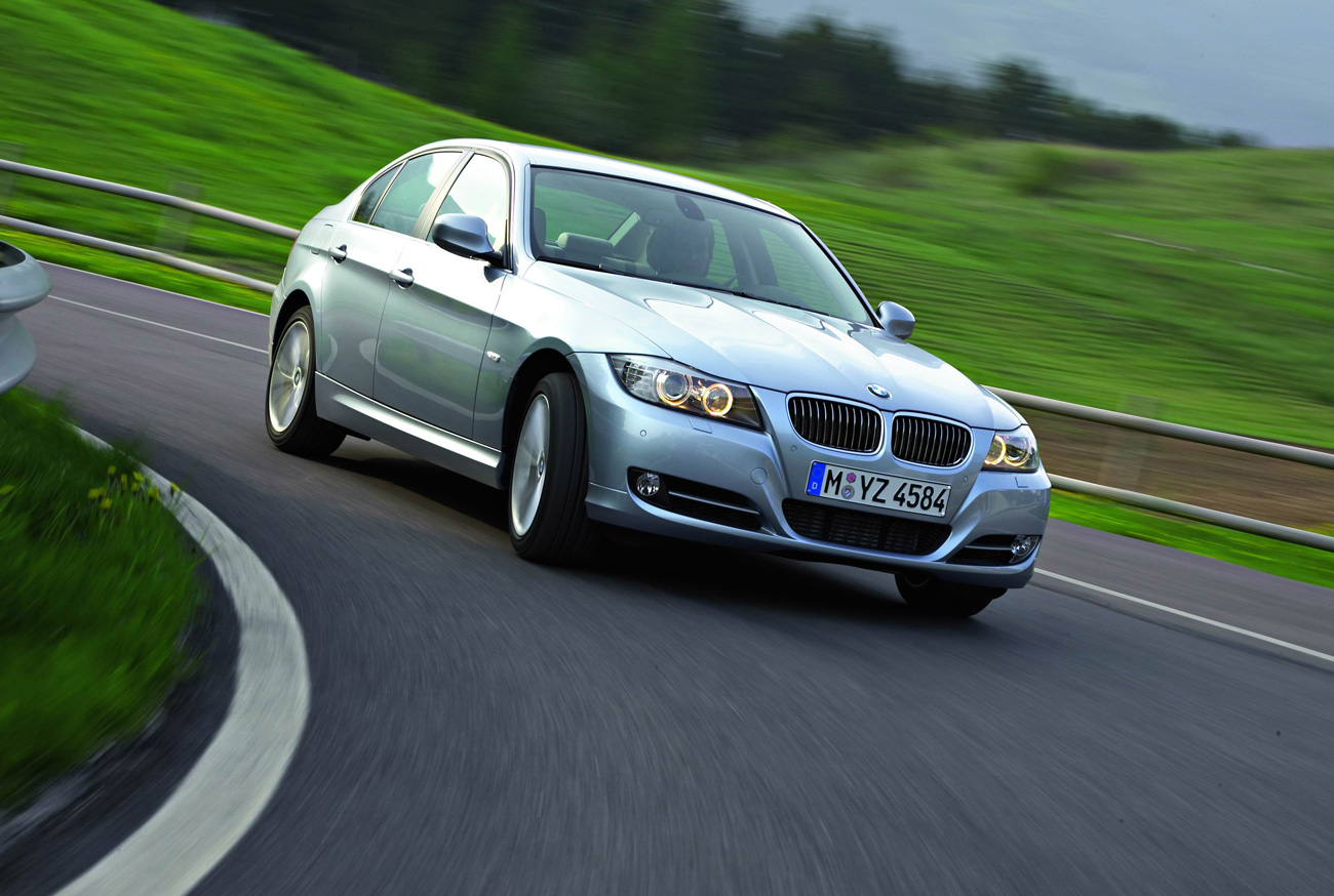 bmw 3-series selected most reliable car in the uk