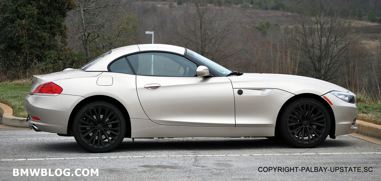 2009 Bmw Z4 Real Life Photos