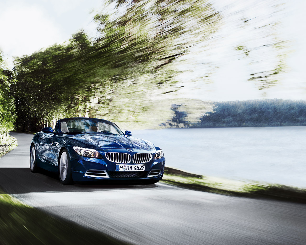 2009 bmw z4 wallpapers 2121