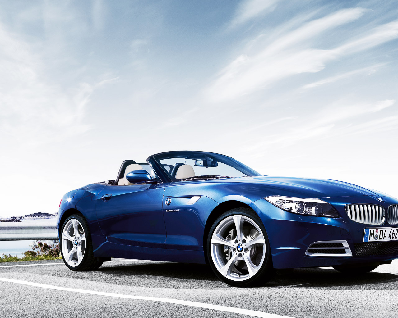Top Gear Reviews The Bmw Z4 And Compares It Against The