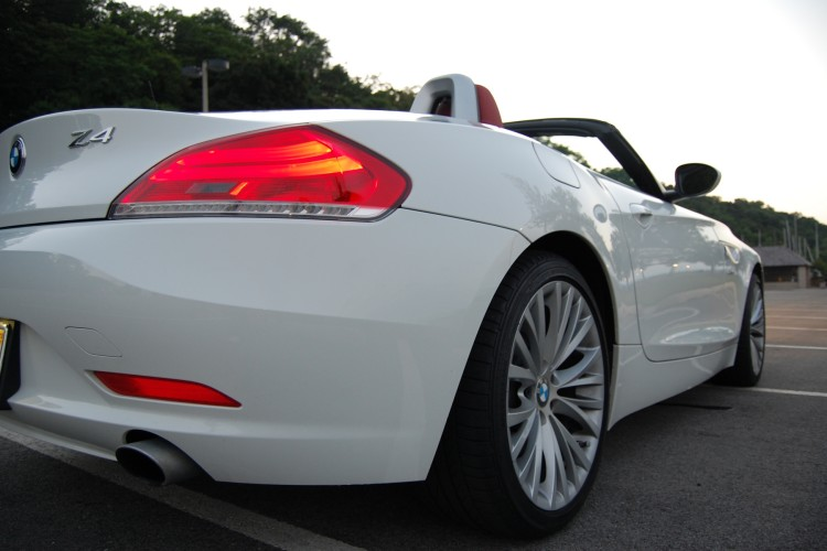 2009 bmw z4 photo gallery 4 750x500