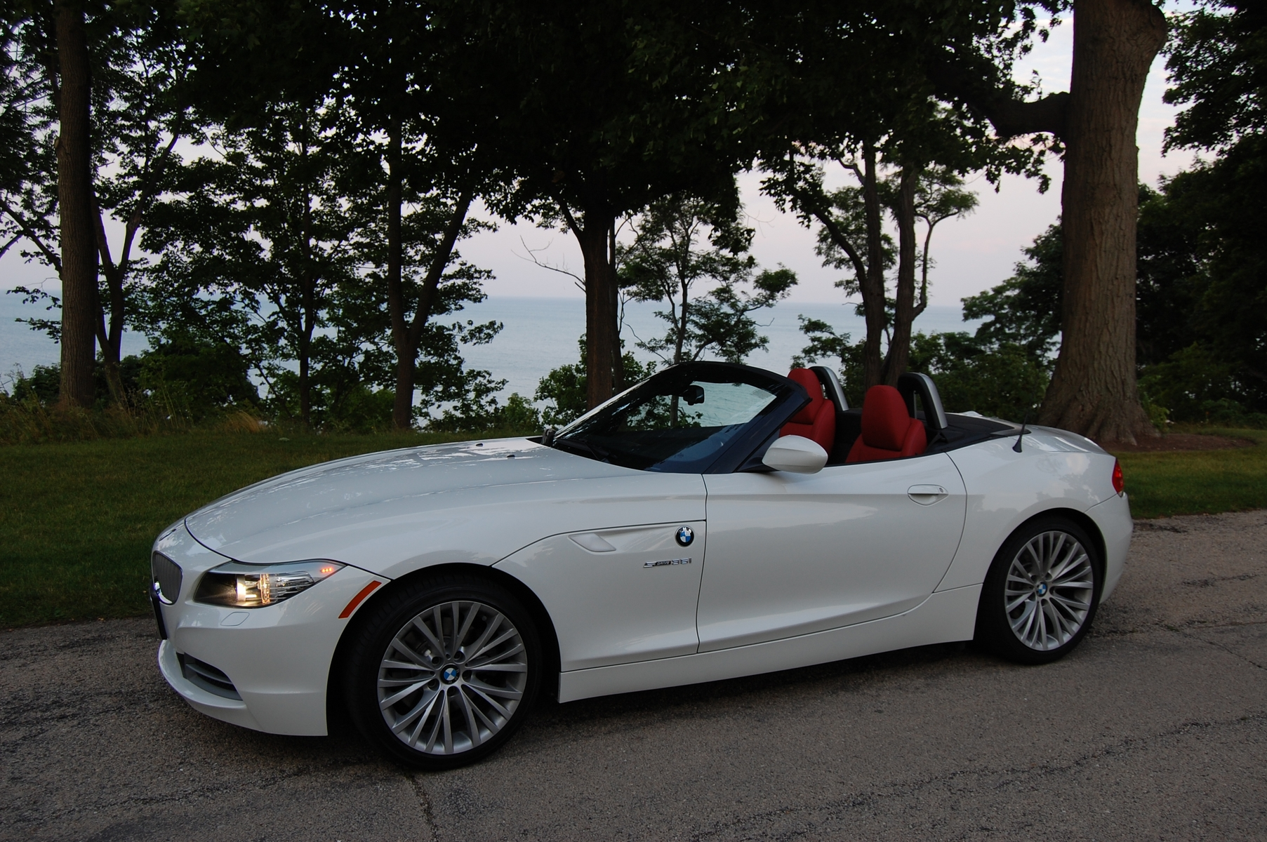 Bmw Is Recalling Certain Model Year 2009 Z4 30i And 35i
