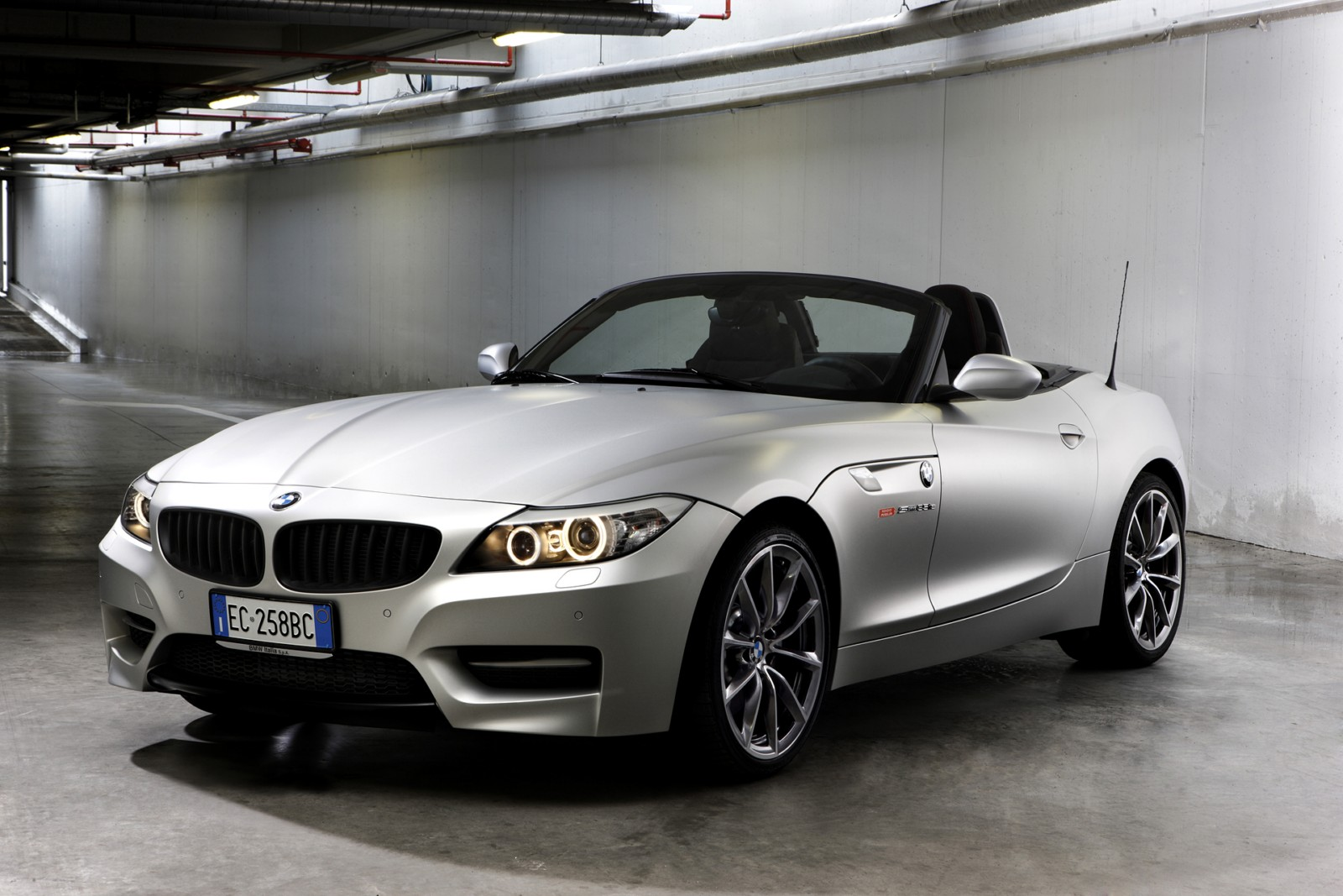 2010 Bmw Z4 Sdrive35is Mille Miglia Limited Edition