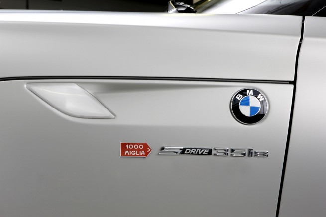 2010 Bmw Z4 sDrive35is Mille Miglia Limited Edition 61 655x436