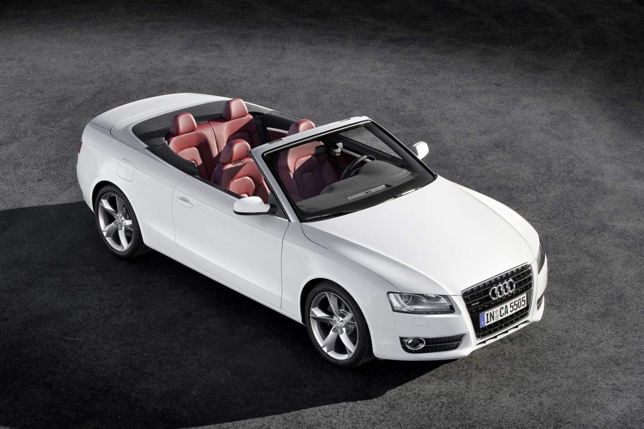 2010 A5 And S5 Cabriolet Unveiled To Compete With Bmw 3 Series