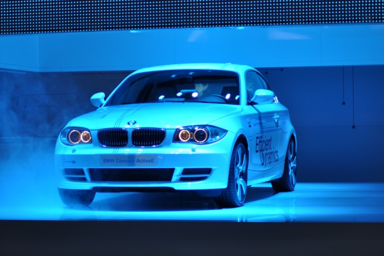 Us To Receive At Least 450 Bmw Activee Vehicles