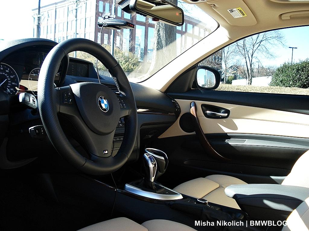 bmwblog review 2011 bmw 135i coupe with dct rh bmwblog com BMW 135I Custom BMW 135I Coupe