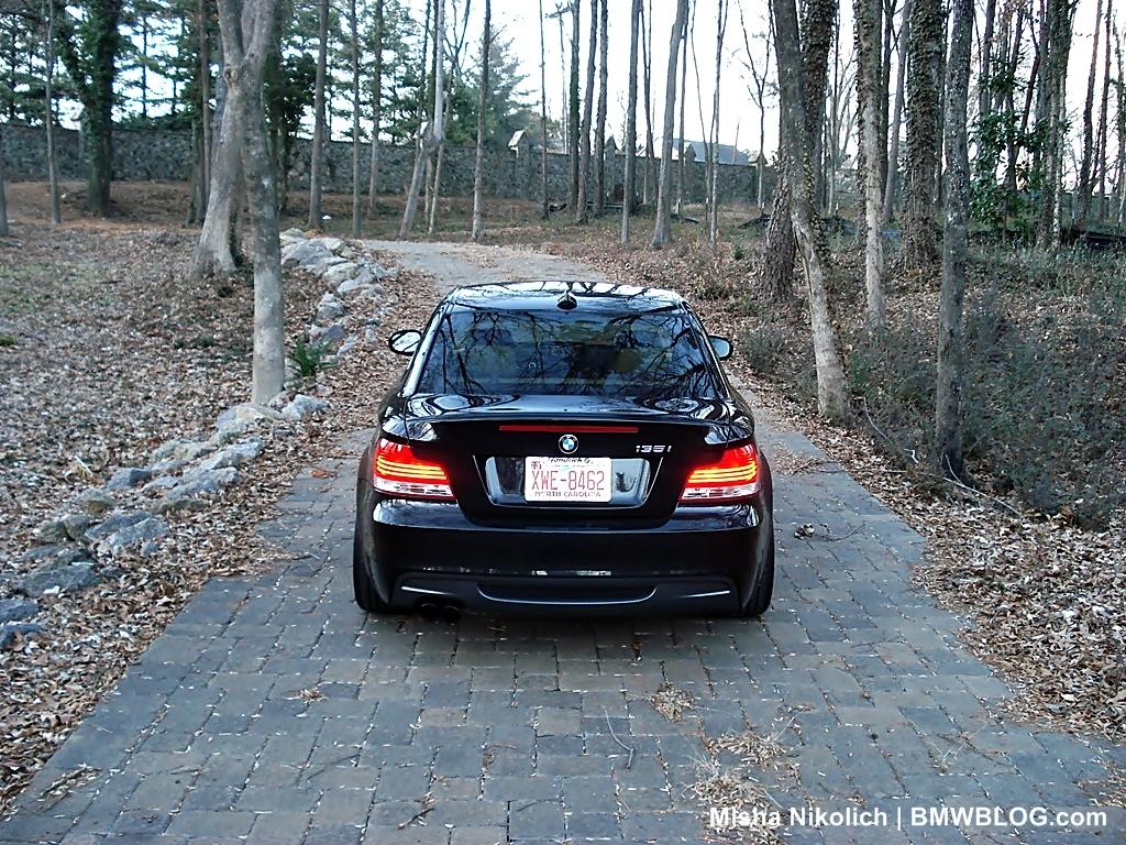 2011 BMW 135i coupe test drive 10