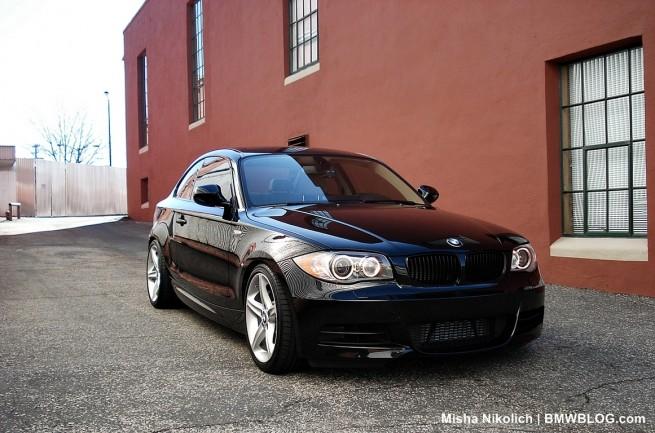2011 BMW 135i coupe test drive 11 655x433