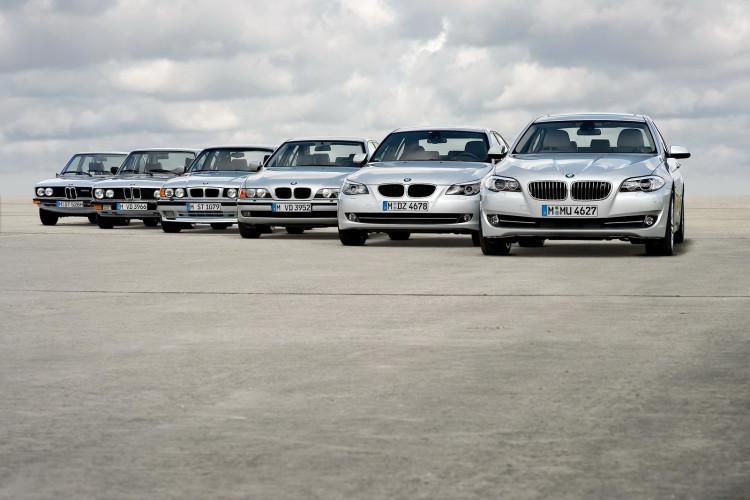 2011 BMW 5 Series 73 750x500