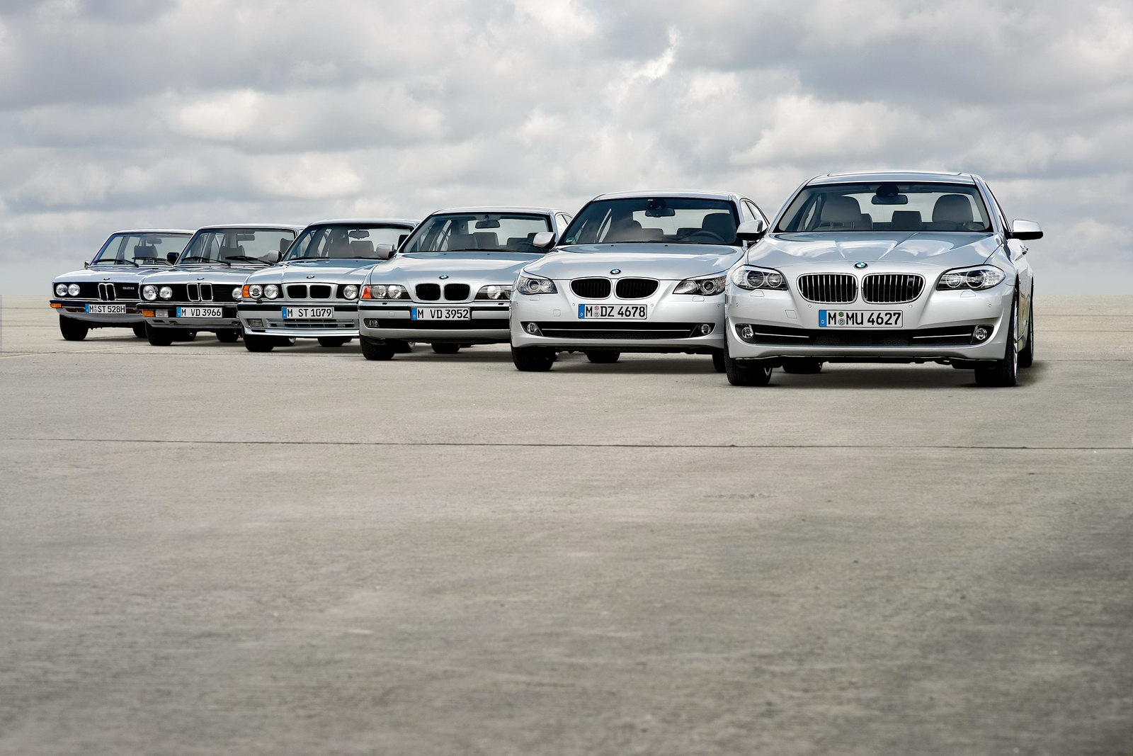 2011 BMW 5 Series 73