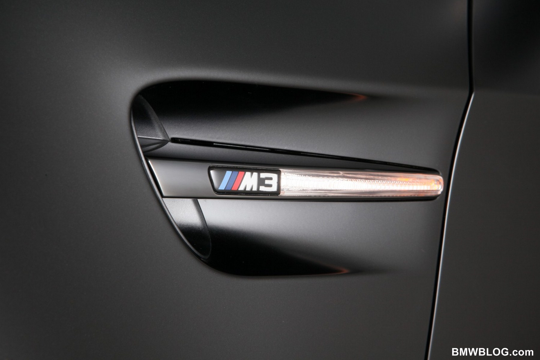 Photo Gallery 2011 Bmw Frozen Black Edition M3 Coupe For The Us
