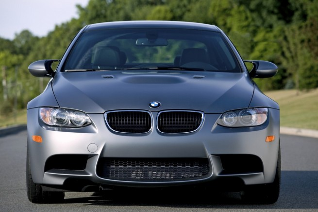 2011 BMW Frozen Gray M3 Coupe 01