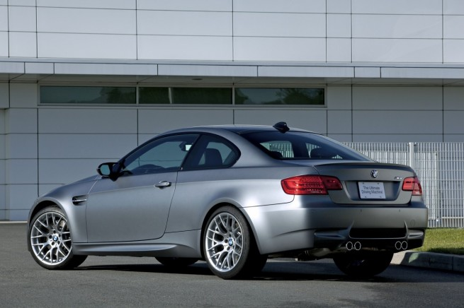 2011 BMW Frozen Gray M3 Coupe 0311 655x436