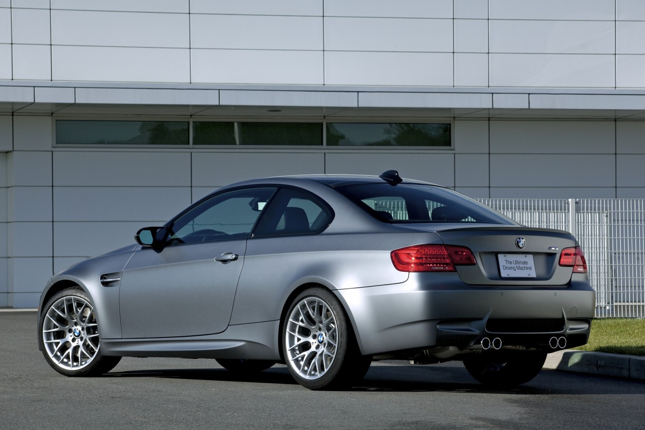 2011 BMW Frozen Gray M3 Coupe 0311