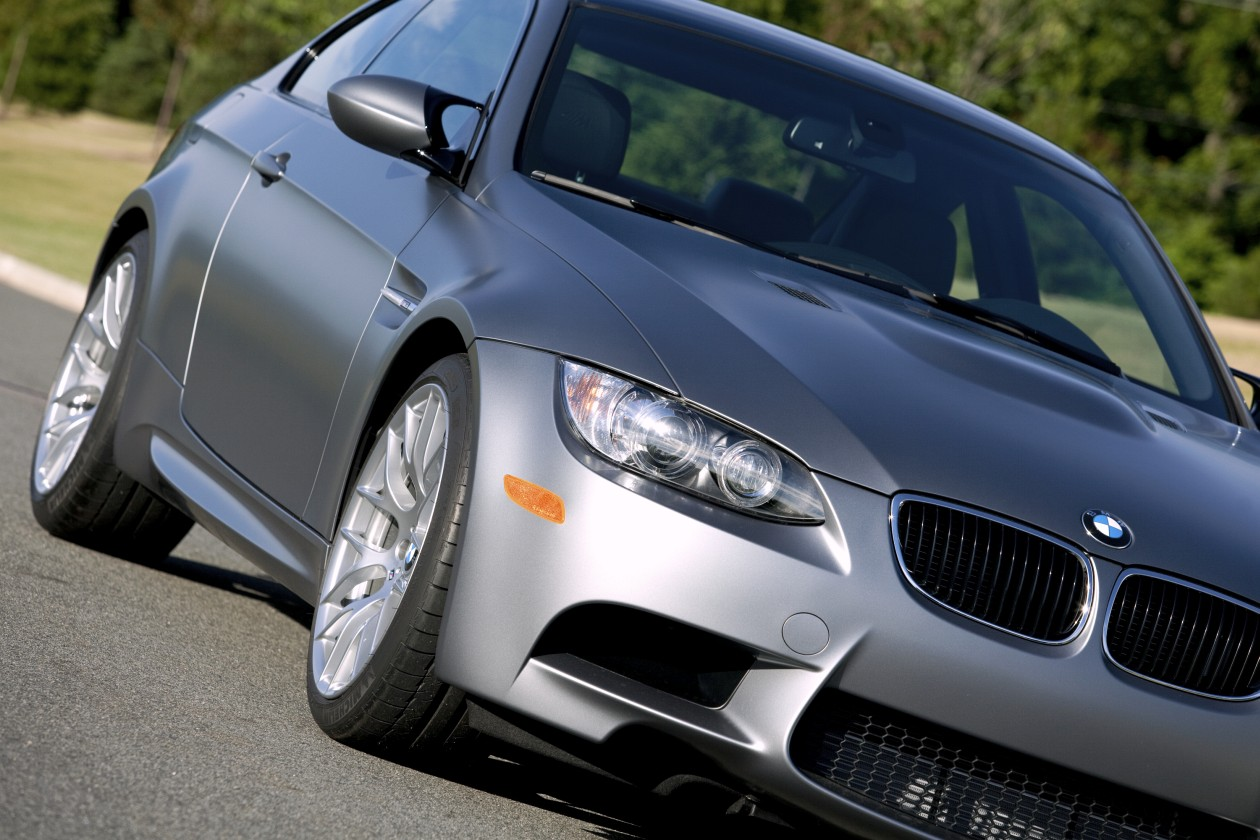 2011 BMW Frozen Gray M3 Coupe 17