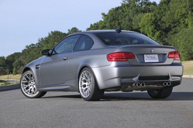 2011 BMW Frozen Gray M3 Coupe 23