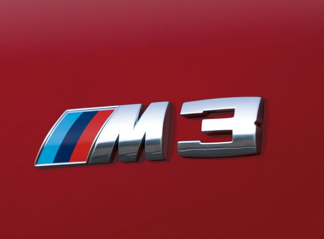 2011 BMW M3 Coupe Badge 655x483