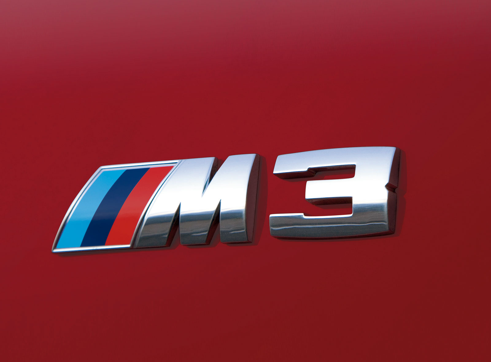 2011 BMW M3 Coupe Badge