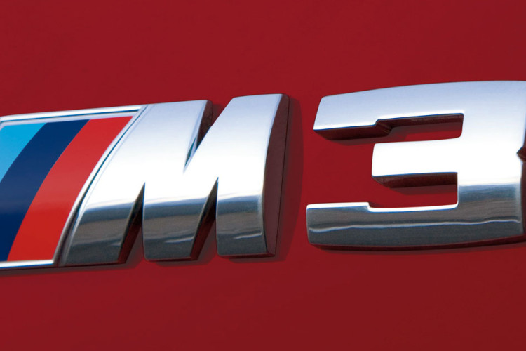 2011 BMW M3 Coupe Badge1 750x500