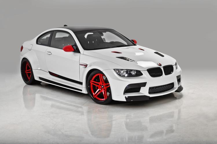 2011 BMW M3 GTRS3 Candy Cane by Vorsteiner 750x500