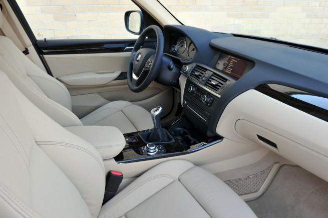 2011 BMW X3 TEST DRIVE 101 655x435