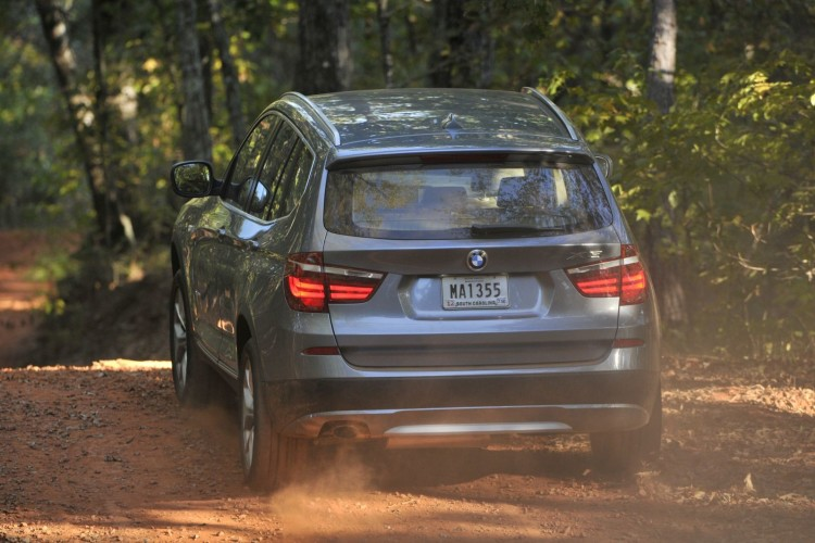 2011 BMW X3 TEST DRIVE 2011 750x500