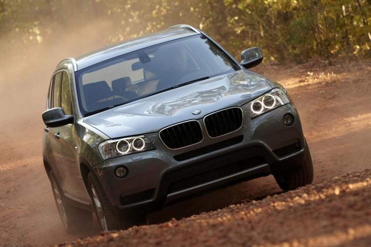 2011 BMW X3 TEST DRIVE 2311 750x500