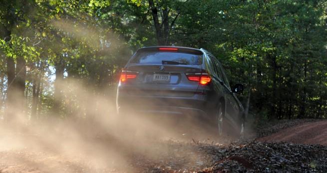 2011 BMW X3 TEST DRIVE 3211 655x347