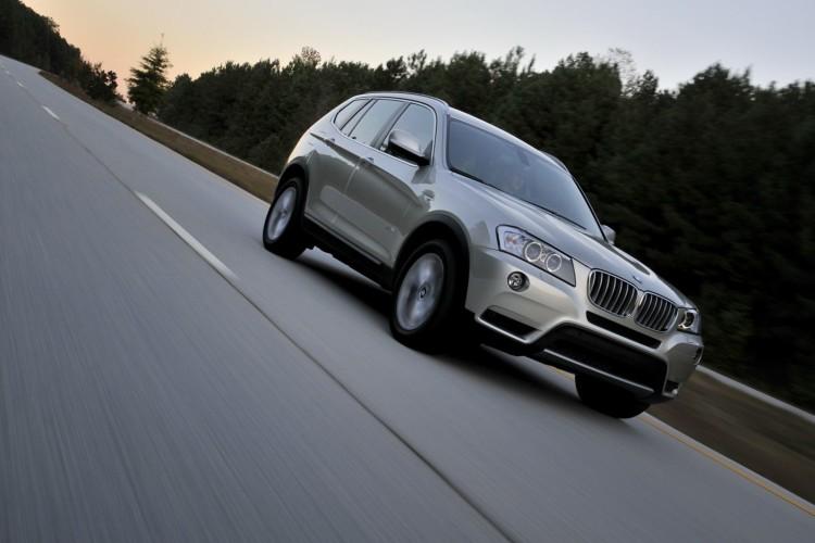 2011 BMW X3 TEST DRIVE 671 750x500