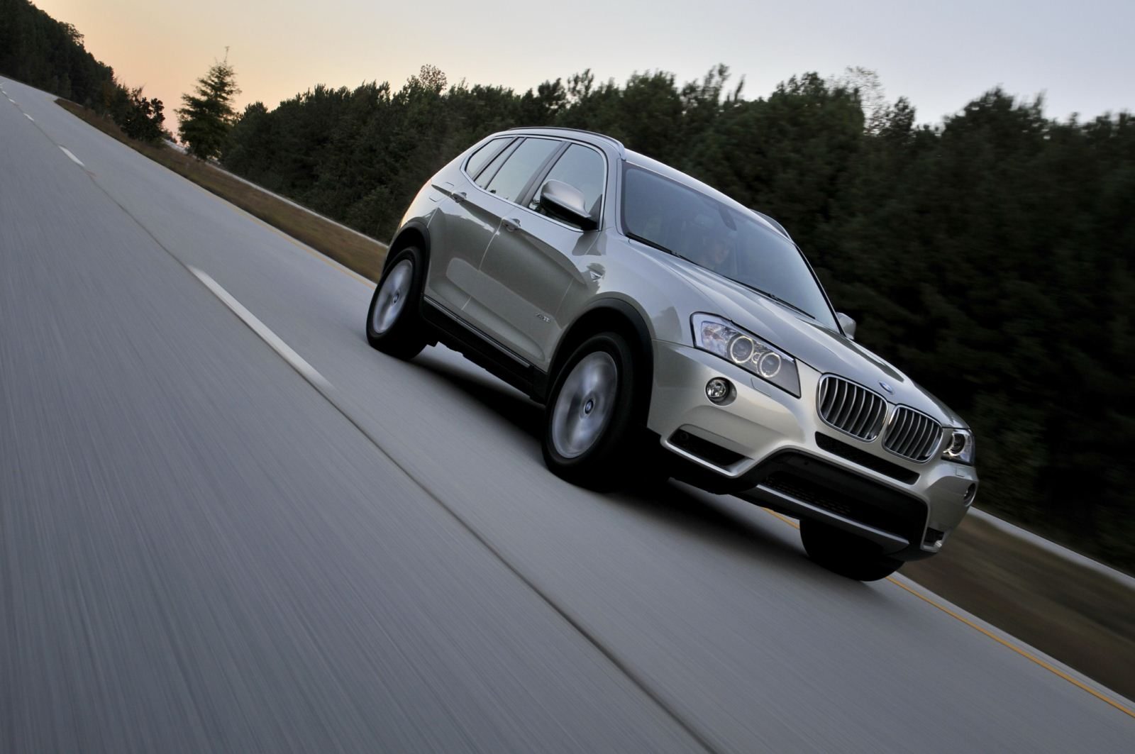 2011 BMW X3 TEST DRIVE 671