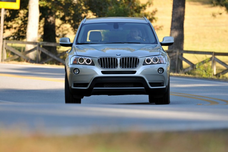 2011 BMW X3 TEST DRIVE 871 750x500