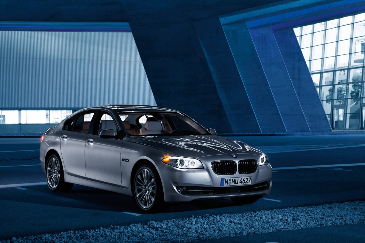 All BMW Models 2011 bmw 535i review LA Times: