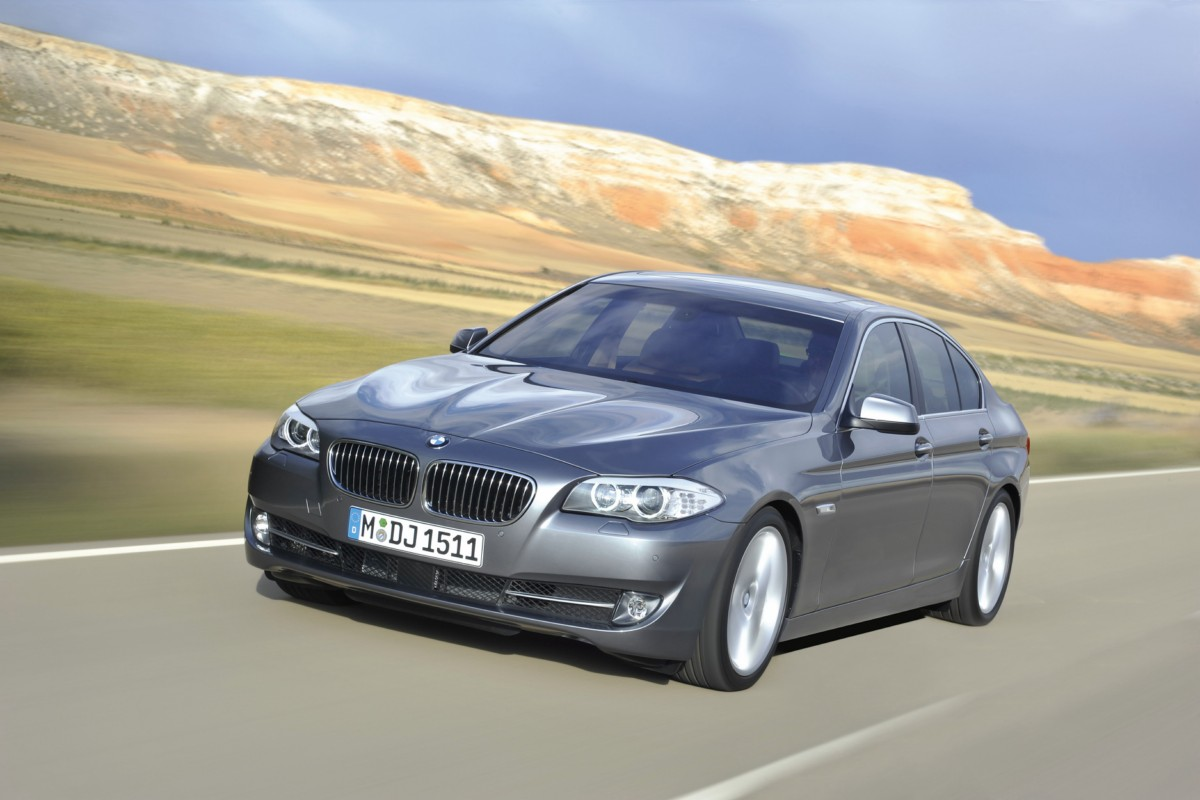Rumor: BMW Active Hybrid 5 Concept to be unveiled at Geneva Auto Show