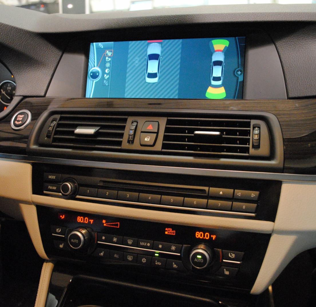 2010 Bmw X6 M Exterior: First Look: 2011 BMW 5 Series