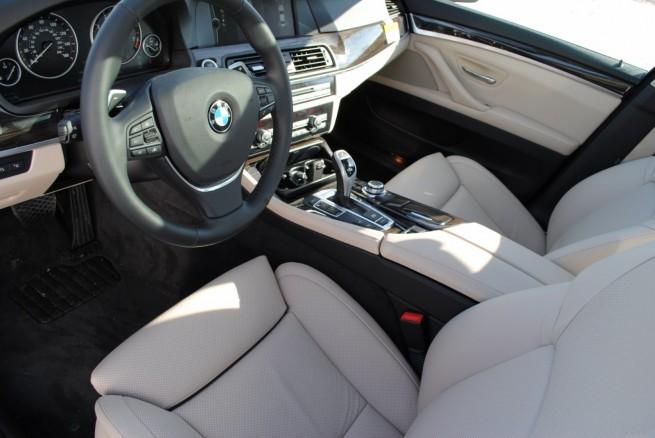2011 bmw 535i interior 23 655x438