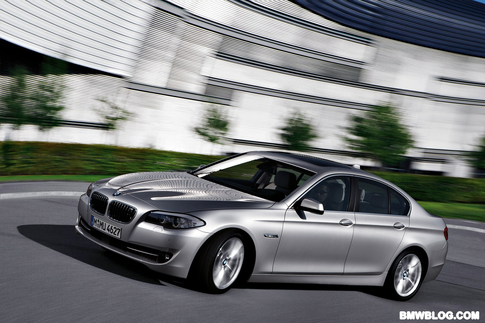 BMW 5 Series: An elegant, safe, dynamic, efficient and globally ...