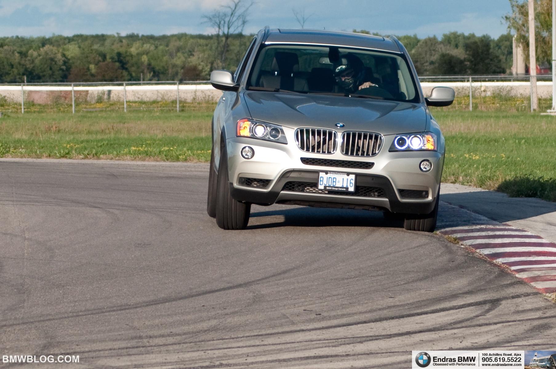 2011 bmw x3 35i test drive 341