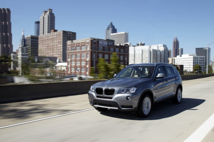 2011 bmw x3 xdrive35i test drive 321 750x500