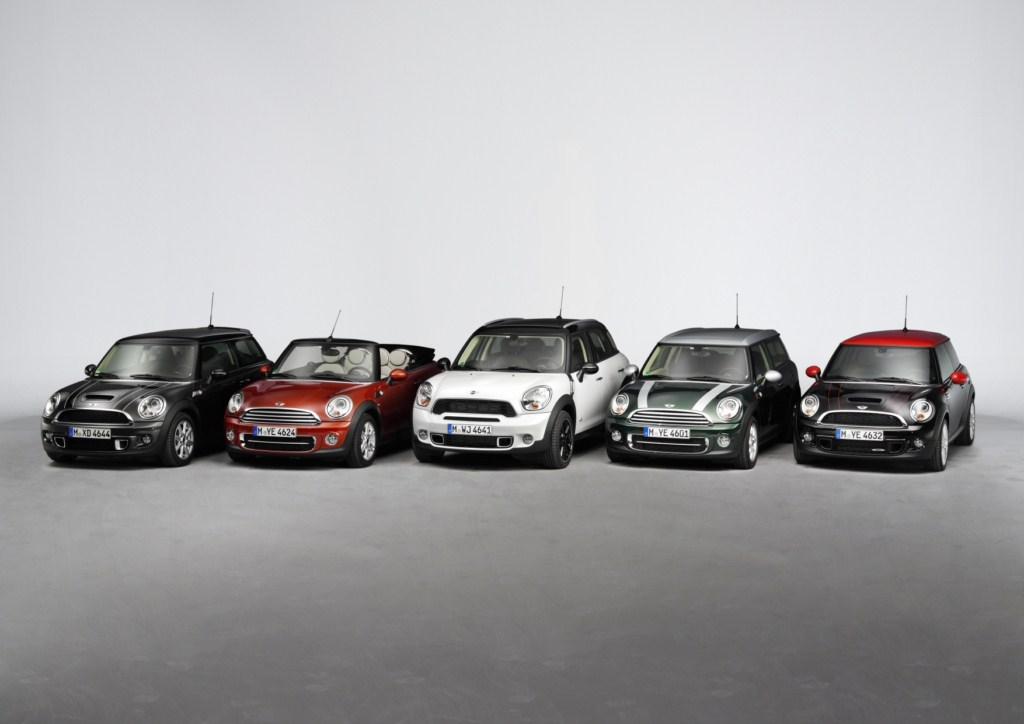 Market Launch Of The New Mini Family And Mini Countryman On 18